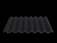 FIBRODAH Modern Фіброцементний лист - 1130х585 Чорний, фото 1