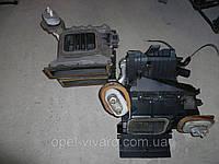 Корпус печки салона NISSAN PRIMASTAR 00-14 (НИССАН ПРИМАСТАР)