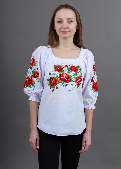 """Блуза - вышиванка """"Совершенство"""""""