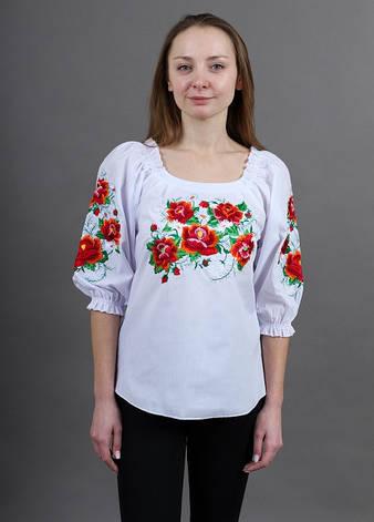 """Блуза - вышиванка """"Совершенство"""", фото 2"""