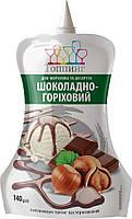 Топпинг Орехово-шоколадный дой-пак ТМ Топпинг, 140 г