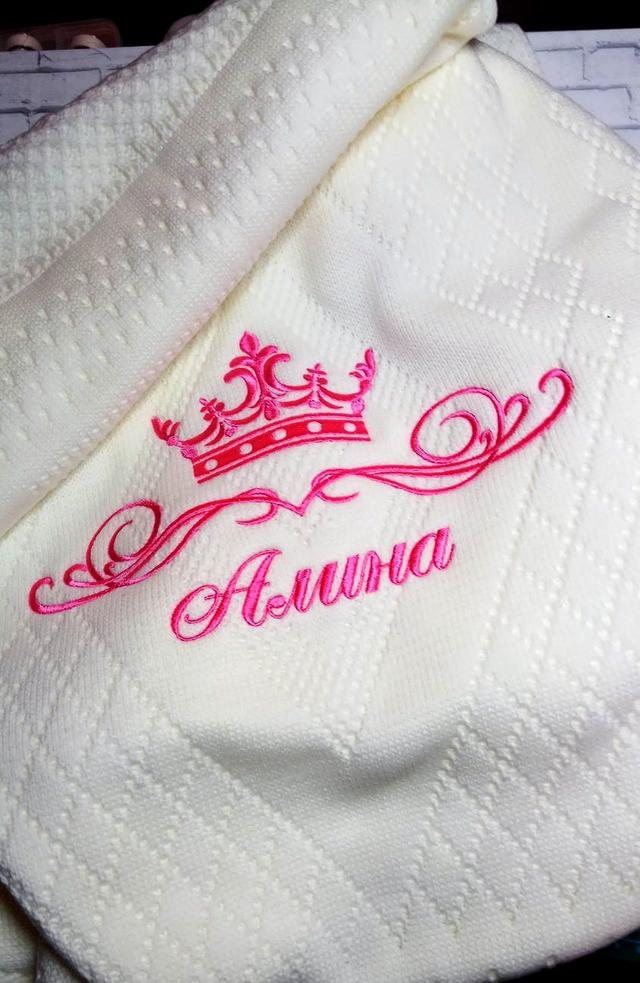 Пледы на заказ с логотипом в Днепре