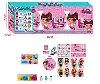 Кукла L.O.L сюрприз в шаре набор 3 шт Сестрички  ЛОЛ. 18570 ***