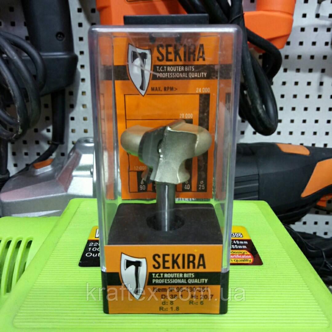 Фреза 2518 Sekira  (Фигурная для интегрированной ручки)