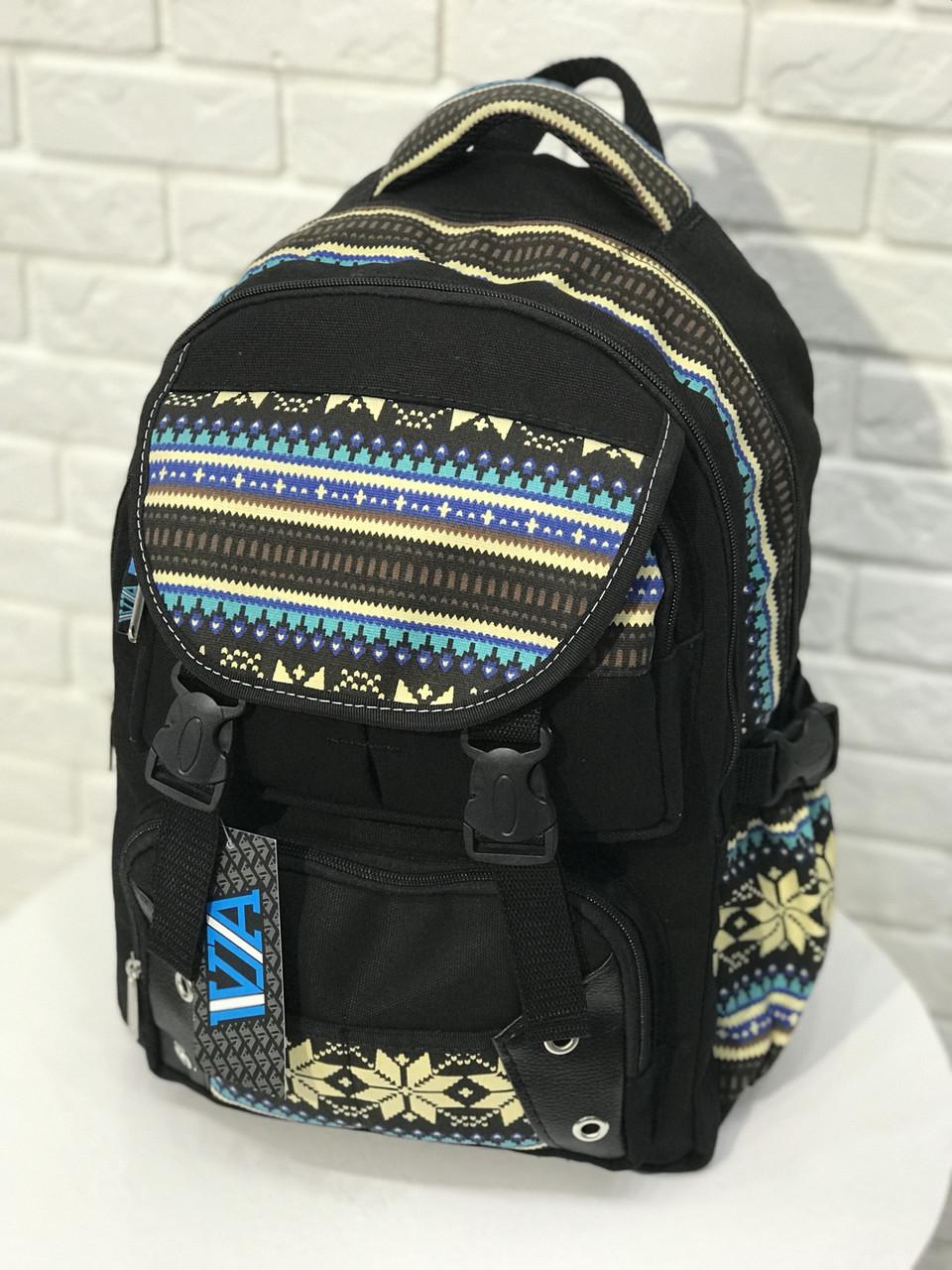 Рюкзак міський VA R-90-149, чорний