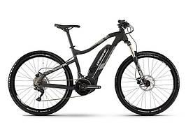Велосипед Haibike SDURO HardSeven 3.0 500Wh  , рама  L, черный/серый/белый матовый, 2019