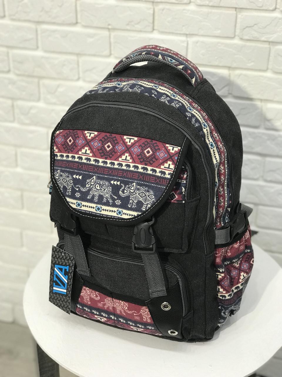 Рюкзак міський VA R-90-150, сірий