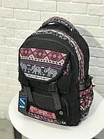Рюкзак міський VA R-90-150, сірий, фото 1