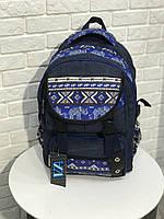 Городской рюкзак VA R-90-151, синий