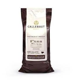 Чорний шоколад 70 % CALLEBAUT 70-30-38NV-595, 10 кг
