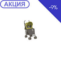 Коляска Bertoni FIESTA ЧЕХОЛ beige green beloved baby (Bertoni (Lorelli))