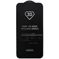 Защитное стекло Remax Caesar 3D GL-04 для iPhone XR black