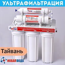 Проточный фильтр ультрафильтрации Новая Вода NW-UF510
