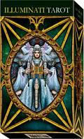 Illuminati Tarot / Таро Иллюминатов (набор с книгой)