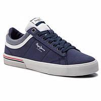 Кеды Pepe Jeans North Court PMS30530 Navy 595, фото 1