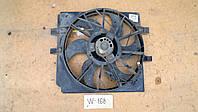 Вентилятор радиатора Mercedes A Class W168 A140 1999, A1685000093, 27520, 0130104802, A1685050055 Мерседес