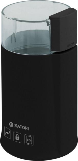 Кофемолка Satori SG-1803-BL