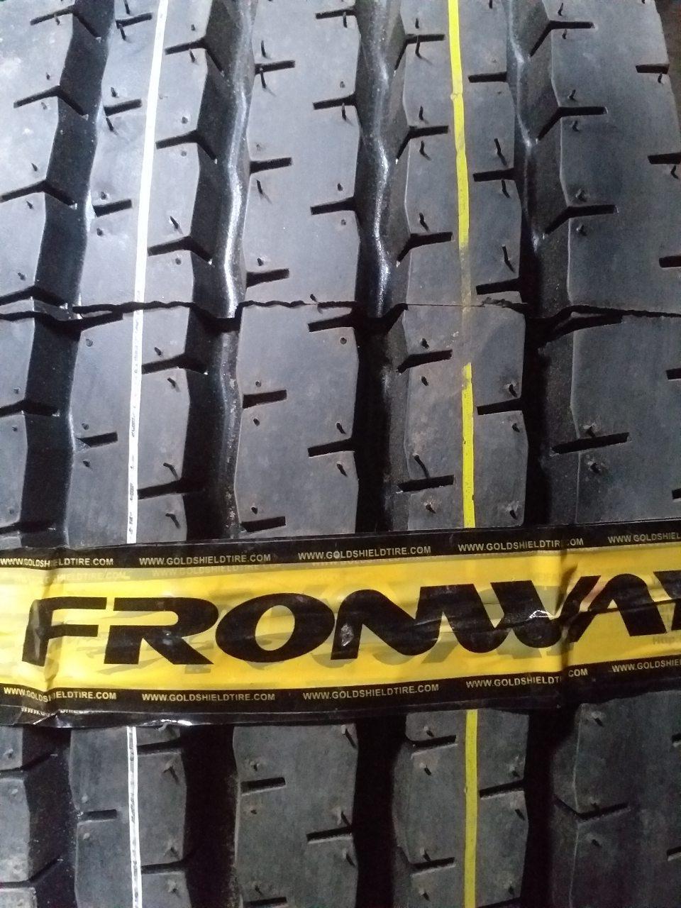 Грузовая шина Fronway HD 202 (Универсальная) 11.00R20