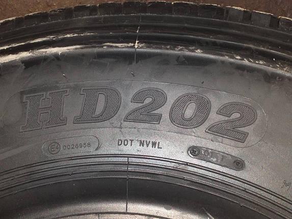 Грузовая шина Fronway HD 202 (Универсальная) 11.00R20, фото 2