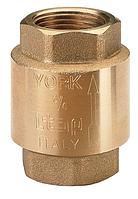 """103 """"York"""" Зворотний клапан 3/4 """""""
