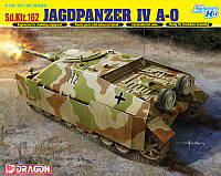 Танк JAGDPANZER IV A-0