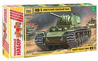 Тяжелый советский танк КВ-1