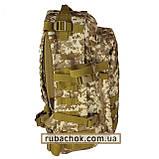 """Тактический рюкзак крепкий """"Cool walker"""" светлый пиксель 50 литров., фото 2"""