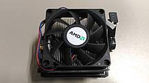 Вентилятор, кулер, система охлаждения CPU AMD, 3-pin, фото 3
