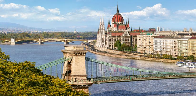 Пазлы Величие городов Европы на 4000 элементов