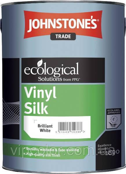 JOHNSTONE'S Vinil Silk 4.62 L (UL/DP) полуматовая водоэмульсионная краска