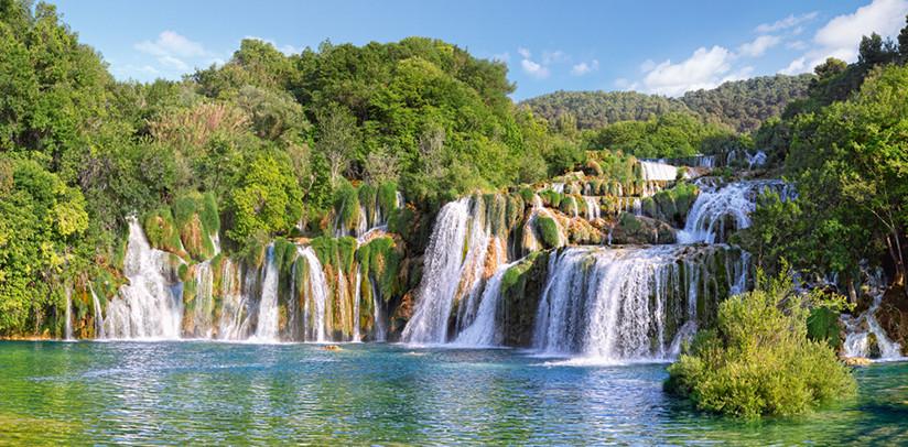 Пазлы Водопады на 4000 элементов