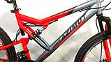 "Велосипед Azimut Scorpion 24""х17 GFRD 2021, фото 6"