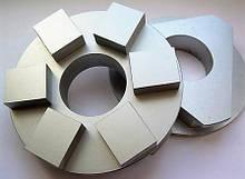 Алмазные фрезы чашки для шлифовки бетона
