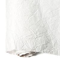 Бумага для упаковки подарков President 70 см 5 м жатая белая