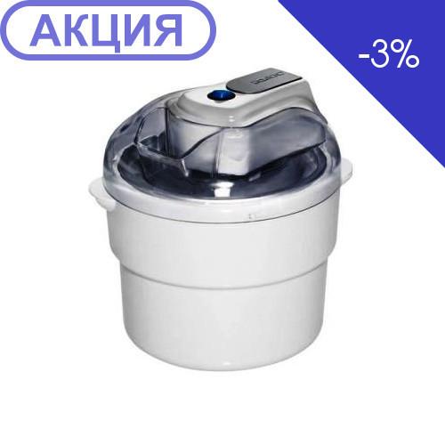 ICM 3581 white Аппарат для приготовления мороженого (Clatronic)