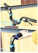 """Велосипедный звонок Niconico, велозвонок """"невидимка"""", фото 3"""