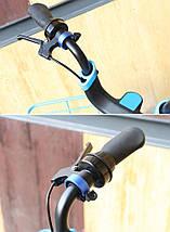 """Велосипедный звонок Niconico, велозвонок """"невидимка"""", фото 2"""