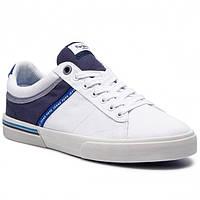 Сникерсы Pepe Jeans North Half  PMS30531 White 800, фото 1