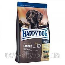 Корм для собак Happy Dog (Хэппи Дог) Supreme Canada для активных собак, 12,5 кг