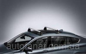 Оригинальные багажные дуги для автомобилей без рейлингов крыши BMW 5 (F07) GT (82710443668)