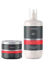 Маска для волос кератиновое восстановление 200 ml.Innova kera Restore