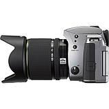 Фотоапарат PENTAX K-70 kit DA 18-135 WR Black Silky Silver /під замовлення, фото 5