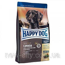 Корм для собак Happy Dog (Хэппи Дог) Supreme Canada для активных собак, 4кг