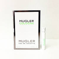 THIERRY MUGLER Cologne (Тьерри Мюглер Колонь) туалетная вода - 1.2ml (пробник)