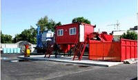 Технологический комплекс для термокаталитического обезвреживания ТБО 300кг/час