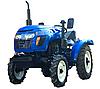 Трактор Булат 254, (24 л.с., 4х4, 3 цил., ГУР, блок. диф., 1-е сц.)