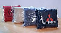 """Автомобильный плед и подушка с вышивкой логотипа """"Hyundai Elantra"""", фото 2"""