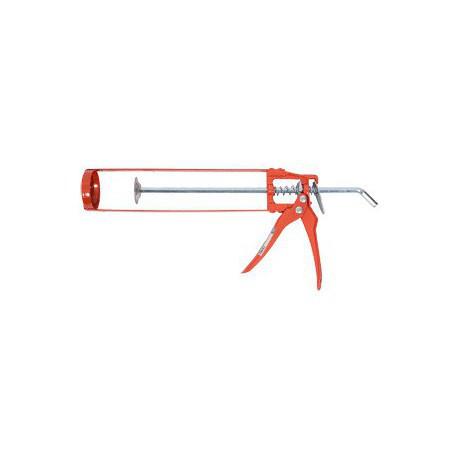 Пистолет для герметика скелетный красный Код УКТ ЗЕД 8205599090