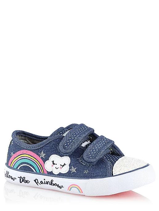 Детская обувь George , кроссовки, слипоны для девочек 0-3Y