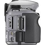 Фотоапарат Pentax K-70 Body Silky Silver /під замовлення, фото 4